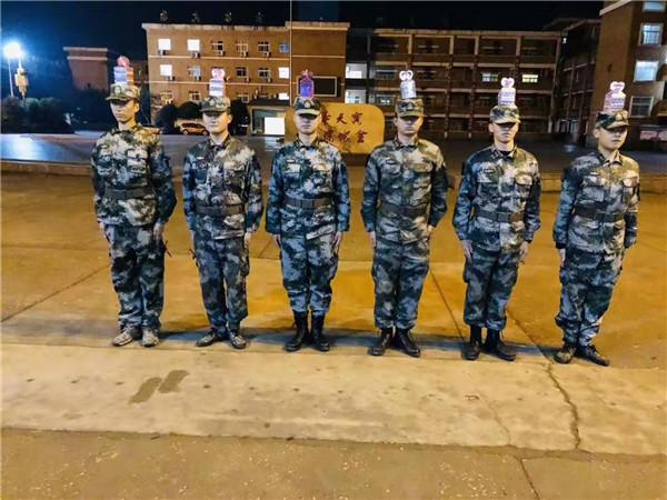 豐城孺子學校準軍事化服務外包案例
